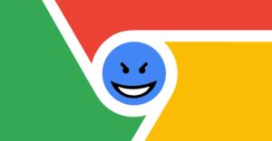 google chrome_malware