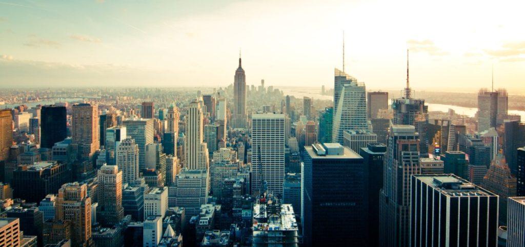 ciudad edificios