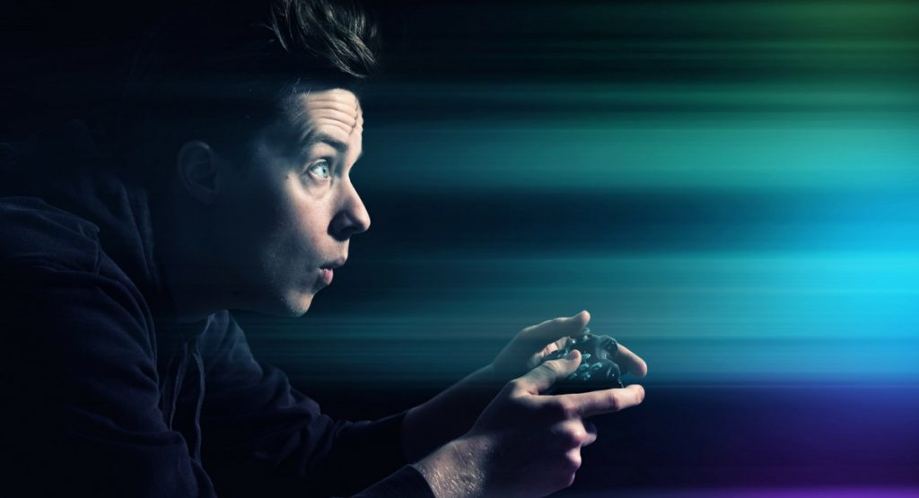 gamer Play Consola ciberseguridad