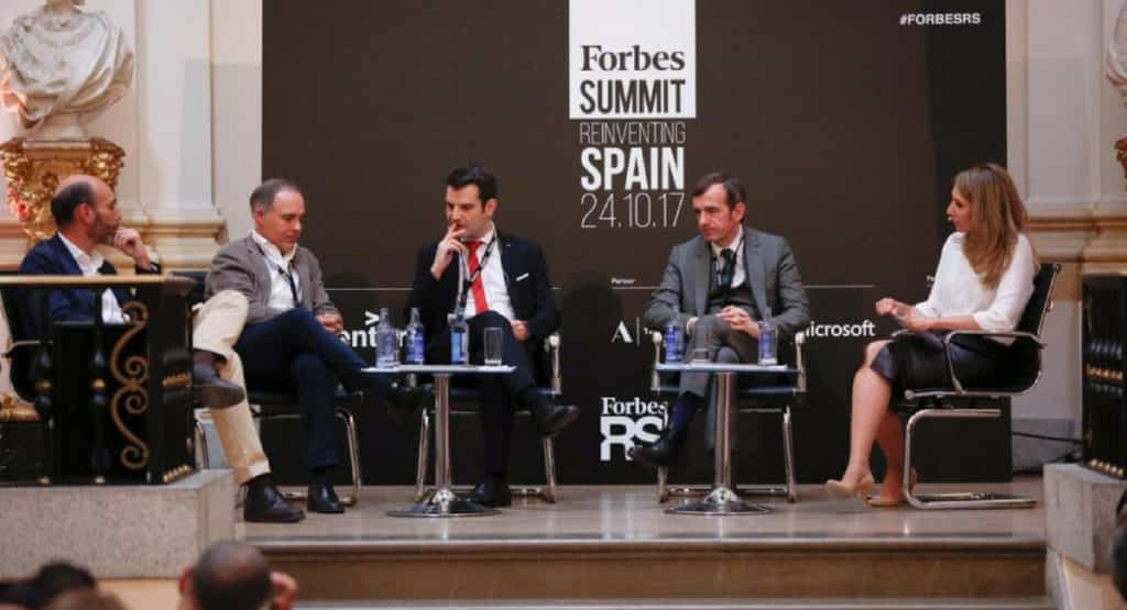 segunda edición forbes summit transformación digital