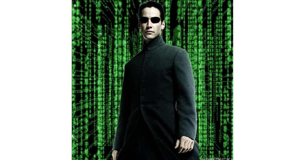 Matrix Ciberseguridad Hacker Attack