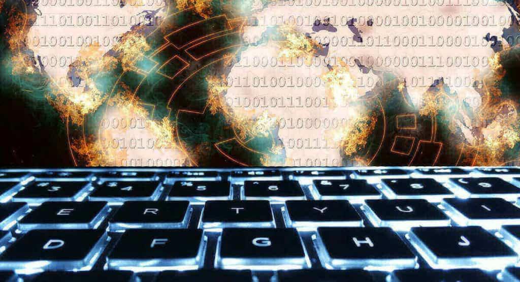 cyber attack mundial