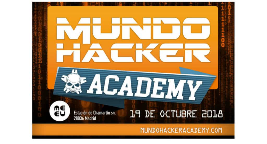 Mundo Hacker Academy Madrid 2018