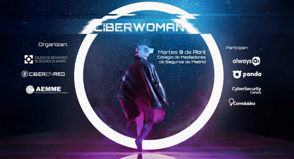 #CyberWoman