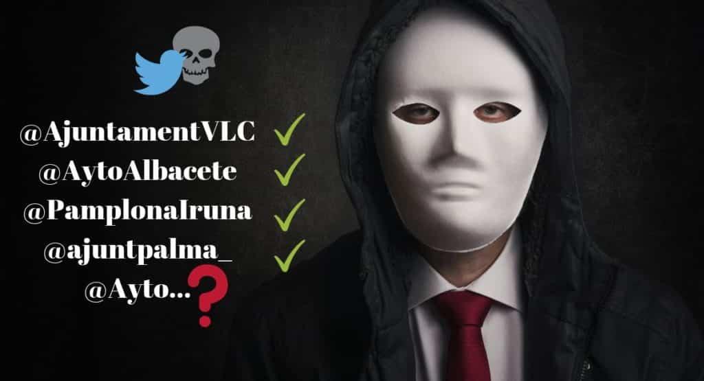 hackeo twitter valencia, mallorca, pamplona y albacete