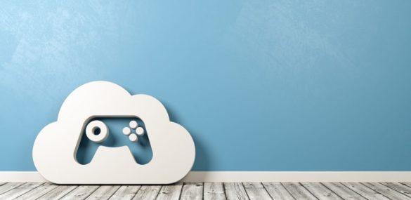 Gamer Gaming Videojuego juego cloud nube