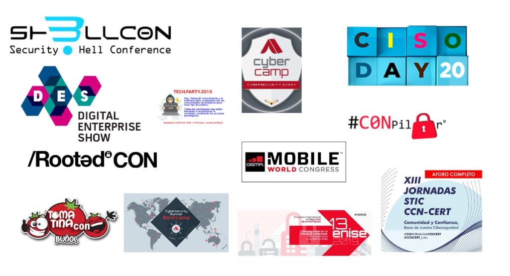 eventos ciberseguridad españa 2019
