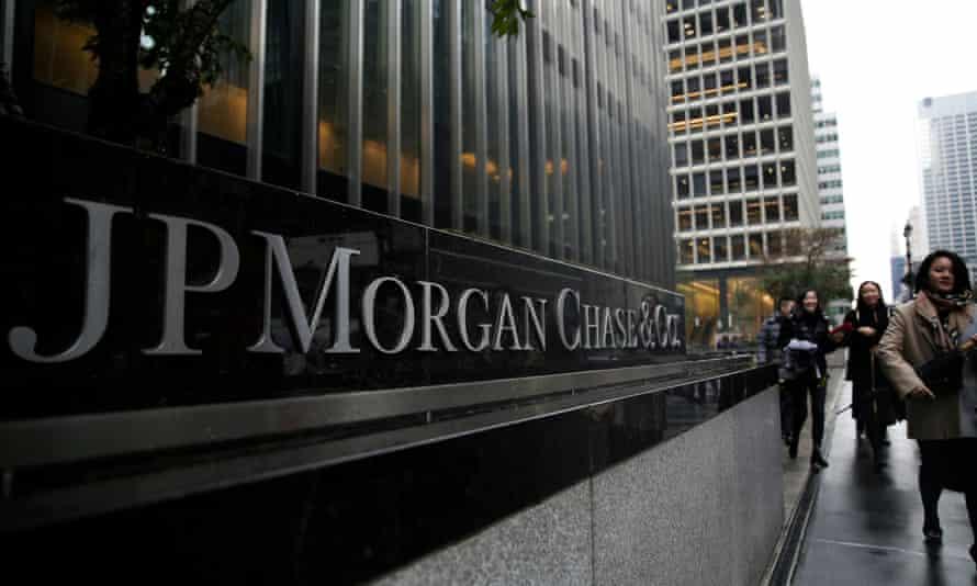 La financiera JPMorgan Chase avisa de una posible filtración de datos