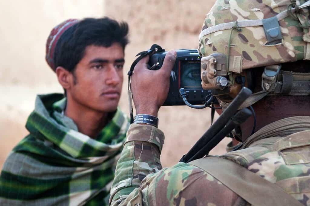 Los talibanes podrían haberse hecho con datos biométricos de aliados estadounidenses