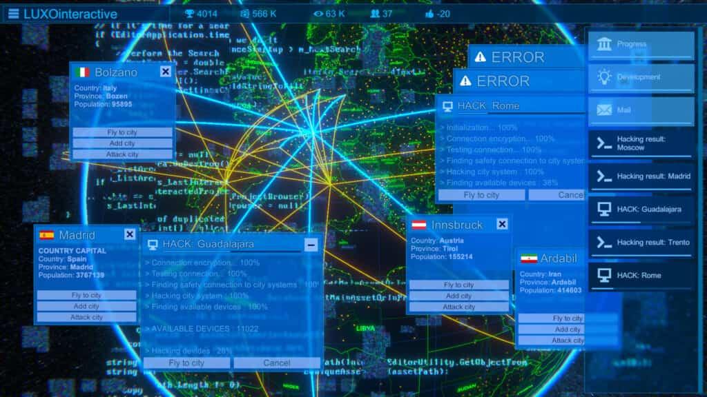 La Industria del Videojuego, foco de los ciberataques durante la pandemia