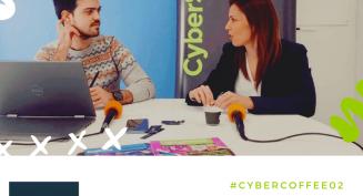 CyberCoffee02 con Silvia Barrera